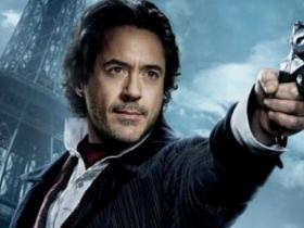 Robert Downey Jr,Sherlock Holmes 3,Hollywood