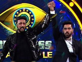 Kiccha Sudeep,South,Bigg Boss Kannada 7,Shine Shetty