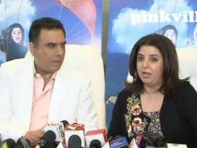 Video,farah khan,boman irani,Interview,SFKTNP