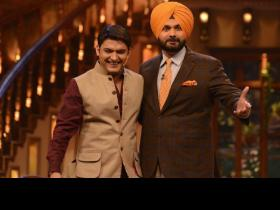 news & gossip,Kapil Sharma,Navjot Singh Sidhu,Family Time with Kapil Sharma