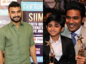 Dhanush,Trisha,Tovino Thomas,South,SIIMA 2019