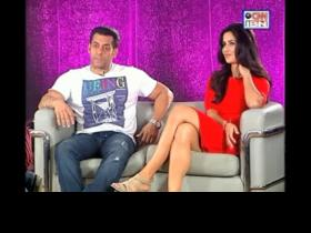 Video,salman khan,Katrina Kaif,rajeev masand,Interview