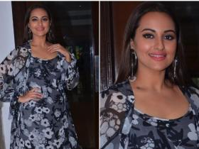 Celebrity Style,fashion,sonakshi sinha,khandaani shafakhana