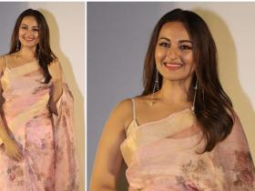 Celebrity Style,fashion,sonakshi sinha,mission mangal