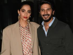 Photos,Dulquer Salmaan,The Zoya Factor,Sonam K Ahuja