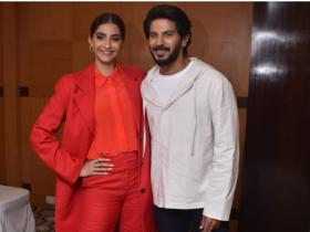Photos,Dulquer Salmaan,The Zoya Factor,sonam kapoor ahuja