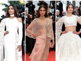 Celebrity Style,sonam kapoor,fashion,Cannes 2019