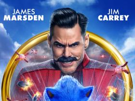 Movie Review,Reviews,jim carrey,Sonic the hedgehog