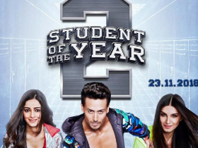 Tiger Shroff,Box Office,SOTY 2,Student Of The Year 2,Tara Sutaria,Ananya Panday