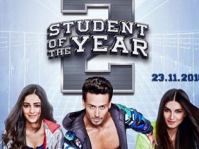 News,Tiger Shroff,Student Of The Year 2,Tara Sutaria,Ananya Panday