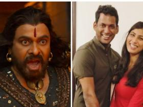 Anisha,Vishal,South,Sye Raa,Bigil