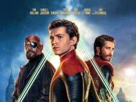 Reviews,Tom Holland,Jake Gyllenhaal,Spider-Man: Far From Home