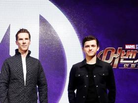 Tom Holland,Benedict Cumberbatch,Spider-Man: Far From Home,Avengers: Endgame,Hollywood
