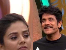 Nagarjuna,Bigg Boss Telugu 3,South,Sreemukhi