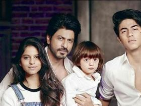 shah rukh khan,star kids,SRK,Aryan Khan,Suhana Khan,Raees,AbRam Khan,Exclusives,La La Land
