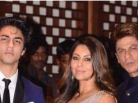 News,gauri khan,shah rukh khan,Aryan Khan,The Lion King