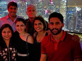 Naga Chaitanya,Samantha Akkineni,South