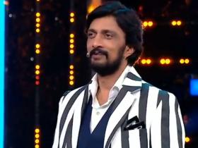Kiccha Sudeep,South,Bigg Boss Kannada 7