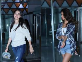 Photos,Suhana Khan,shanaya kapoor,Ananya Panday