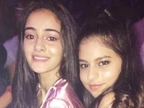 News,Suhana Khan,Ananya Panday
