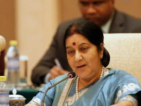 India,BJP leader,Sushma Swaraj