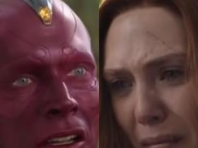 Doctor Strange,Avengers: Endgame,Hollywood,Scarlet Witch