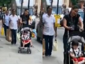 Video,saif ali khan,Kareena Kapoor Khan,Taimur Ali Khan