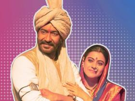 kajol,Ajay Devgn,Reviews,Tanhaji Movie Review