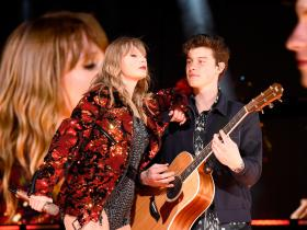 taylor swift,Shawn Mendes,Hollywood,Lover Remix