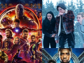 News,Black Panther,Riverdale,Avengers: Infinity War,Teen Choice Awards
