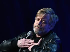 mark hamill,Hollywood,Star Wars: The Rise of Skywalker