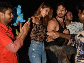 Photos,Tiger Shroff,Bharat,disha patani