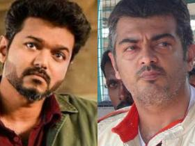 Thala Ajith,Thalapathy Vijay,South,Siva