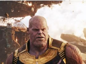 Thanos,Josh Brolin,Avengers  endgame,Hollywood