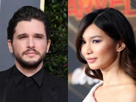kit harington,Hollywood,The Eternals,Gemma Chan