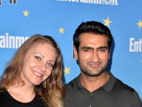 kumail nanjiani,Hollywood,The Eternals,Emily V Gordon