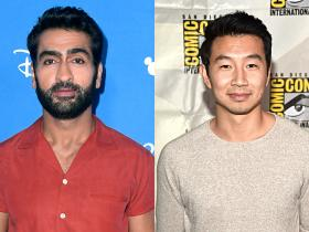 kumail nanjiani,mcu,Hollywood,The Eternals,Simu Liu