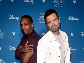 Sebastian Stan,Hollywood,Anthony Mackie,The Falcon and the Winter Soldier