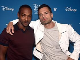 Sebastian Stan,Hollywood,Anthony Mackie,The Falcon and the Winter Soldier,Derek Kolstad