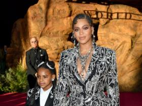 Beyonce,Blue Ivy Carter,The Lion King,Hollywood