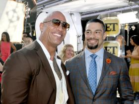 Dwayne Johnson,The Rock,WWE,Roman Reigns,Hobbs & Shaw,Hollywood