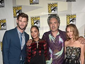 Natalie Portman,Chris Hemsworth,Hollywood,Thor: Love And Thunder