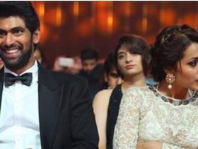 rana daggubati,Trisha,South