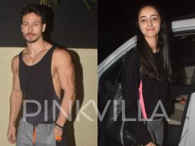 Photos,Karan Johar,Punit Malhotra,Tiger Shroff,Student Of The Year 2,Ananya Pandey