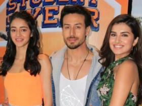 Tiger Shroff,Box Office,SOTY 2,Ananya Panday