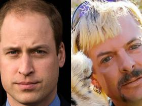 Prince William,Hollywood,Tiger King