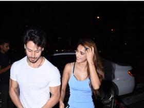 Photos,Tiger Shroff,war,Bharat,Disha Parani