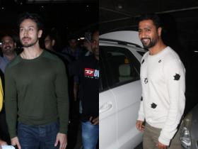 Photos,Tiger Shroff,Vicky Kaushal