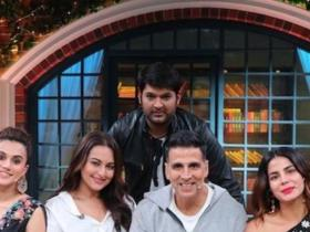 The Kapil Sharma Show,Serial updates,Mission Mangal