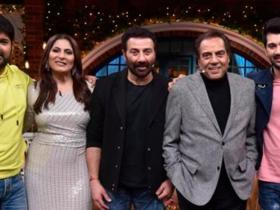 Kapil Sharma,Sunny Deol,The Kapil Sharma Show,Serial updates